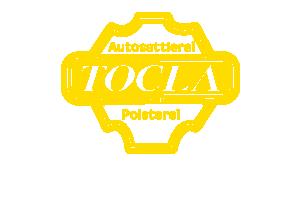Tocla – Motorradsitzbänke, Autosattlerei, Polsterei – Lübeck Logo